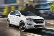 Ford to Unveil New Facelifted Versions of Edge Crossover and Ka+ at 2018 Geneva Motor Show