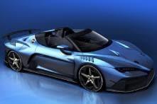 Italdesign Zerouno Roadster to be Showcased at Geneva Motor Show 2018