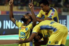 ISL 2017: Vineeth's Last-gasp Stunner Gives Kerala Full Points