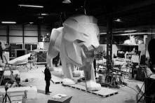 Peugeot to Unveil Giant Lion Ambassador at 2018 Geneva Motor Show