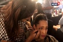Styling The Models At LFW: Behind The Scenes