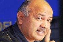 AAP is Not Part of Grand Alliance, It is Only TV Talk, Says Manish Sisodia