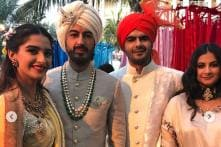 Sonam's Instagram Post For Newlywed Cousin Mohit Will Give You Major Sibling Goals