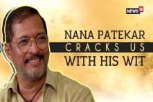 Nana Patekar Cracks Us With His Wit in his First Selfie Interview