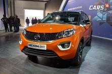 Tata Nexon AMT First Look - Watch Video