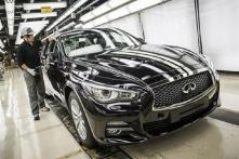 Nissan to Stop Producing Infiniti Cars in UK