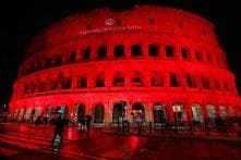 Rome's Colosseum Sports Red to Protest Pakistan's Blasphemy Law
