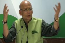 There is Anti-BJP Political Space in Bengal, Says Abhishek Manu Singhvi