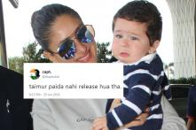 How 'Cute Baby' Taimur Ali Khan Turned Into Internet's Favourite Meme