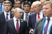'Putin and I Discussed New Nuclear Pact Possibly Including China', Says Donald Trump