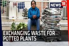 Wasteroots: A Company Which Gives Plants in Exchange of Wastepaper