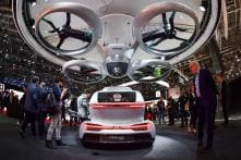 Geneva Motor Show 2018: Flying Cars Commercial Models Unveiled