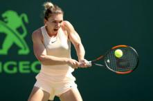 Simona Halep Sails Past Elise Mertens at Madrid Open