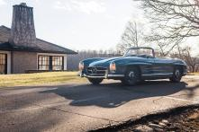 1962 Mercedes-Benz 300 SL Roadster Could Fetch Rs 8 Crore in Auction by RM Sotheby's