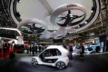 Geneva Motor Show 2018: Porsche Plans to Launch Flying Cabs Within Decade