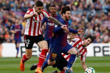 Barca Get Closer to La Liga Crown, Cristiano Scores Four Against Girona