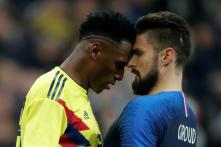 France Lose Composure as Colombia Fight Back from Two Goals Down