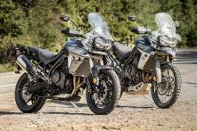 2018 Triumph Tiger 800 to Launch in India on March 21