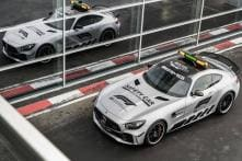 2018 FIA Formula 1: Mercedes-AMG GT R Revealed as the Most Powerful Official Safety Car