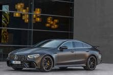Geneva Motor Show 2018: Mercedes-AMG GT 4-Door Coupe Showcased