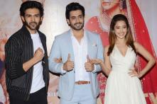 Bollywood Celebs at 'Sonu Ke Titu Ki Sweety' Success Party
