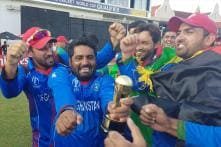 Afghanistan Beat Ireland to Qualify for ICC World Cup 2019