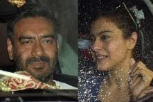 Ajay Devgn, Kajol at 'Raid' Special Screening; Check Out the Photos