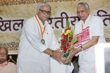 How the Sangh Sprung a Surprise in Sticking With Bhaiyyaji Joshi