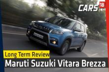 Maruti Suzuki Vitara Brezza Long Term Review