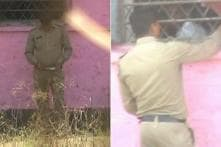 Cop Caught on Camera Helping Students Cheat in Class X Board Exam in MP