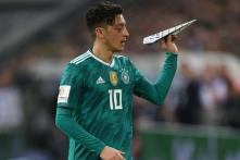 World Champions Germany to Miss Mesut Ozil and Thomas Mueller Against Brazil