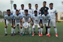 India U-16 Beat Hong Kong to Win Jockey Youth Cup