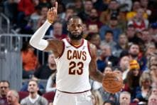 LeBron James Breaks Legendary Michael Jordan's Double-digit Record