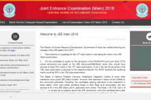 JEE Main 2018 Admit Cards Expected This Week at jeemain.nic.in