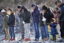 Japan Marks 7th Anniversary of Tsunami and Earthquake