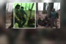 Fresh Video Shows LeT's Naveed Jutt, Who Escaped from Jail, With Hizbul Terrorists in J&K
