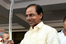 Telangana CM K Chandrasekhar Rao Congratulates Modi, Jagan for Poll Victories