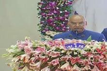 India's Legal System 'Expensive', 'Prone to Delays': President Ram Nath Kovind