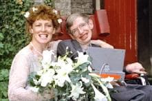 Looking Back at Stephen Hawking's Wedding Photos