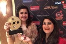 Grateful And Happy That I Have Been Given News18 Reel Movie Award: Meher Vij