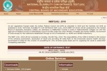 CBSE NEET 2018 Admit Cards Released at cbseneet.nic.in, Examination on 6th May
