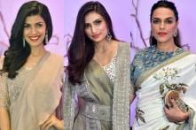 Bollywood Divas Sizzle at AZA Store Launch in Delhi