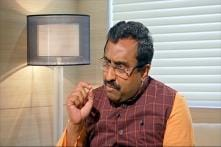 'Teflon-coated' Liberals Pose Challenge to Country, Says Ram Madhav