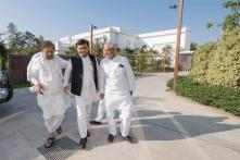 In Mission to Unite Political Parties Against BJP, Sharad Yadav's First Stop is Akhilesh Yadav