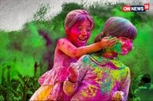 Sounds of Holi: A Special Report on Holi Celebrations in Vrindavan