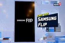 Samsung Flip First Look: Convert Any Space Into Smart Meeting Room