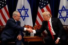 Trump Accepts Israeli Sovereignty Over Golan Heights