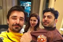 Mahira Khan, Fawad Khan's Selfie Will Take You Back To Humsafar Days