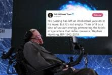'Passed Away on Pi Day 3.14': Twitterverse Mourns the Death of Scientist Stephen Hawking
