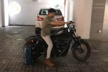 Mumbai Police Issues e-Challan to Actor Kunal Khemu for Riding Sportsbike Without Helmet